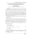 """Báo cáo nghiên cứu khoa học: """" LEVEL SET EVOLUTION WITH SPEED DEPENDING ON MEAN CURVATURE: EXISTENCE OF A WEAK SOLUTION"""""""