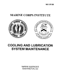 Cooling and Lubrication System Maintenance Part 1