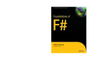 Foundations of F#.Net phần 1