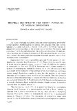 """Báo cáo toán học: """"Spectral multiplicity for direct integrals of normal operators """""""