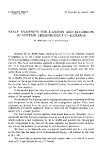 """Báo cáo toán học: """"Exact sequences for K-groups and Ext-groups of certain cross-product C*-algebras """""""