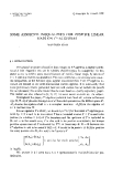 "Báo cáo toán học: ""Some assorted inequalities for positive linear maps on C*-algebras """