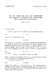 """Báo cáo toán học: """"Positive matrices and dimension groups affiliated to C*-algebras and topological Markov chains """""""