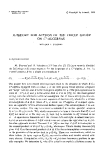 """Báo cáo toán học: """"An abstract Kato inequality for generators of positive operators semigroups on Banach lattices """""""