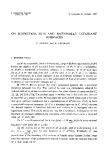"""Báo cáo toán học: """"On M-spectral sets and rationally invariant subspaces """""""
