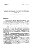 "Báo cáo toán học: ""Nest-subalgebras of von Neumann algebras: Commutants modulo compacts and distance estimates """