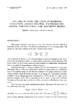 """Báo cáo toán học: """"Lie groups over the field of rational functions, signed spectral factorization, signed interpolation, and amplifier design """""""