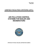 Air Pollution Control Systems for Boiler and Incinerators Part 1