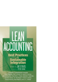 LEAN ACCOUNTING BEST PRACTICES FOR SUSTAINABLE INTEGRATIONE phần 1
