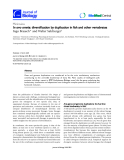 """Báo cáo sinh học: """"In ovo omnia: diversification by duplication in fish and other vertebrates"""""""