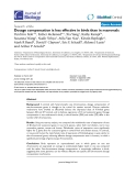"""Báo cáo sinh học: """"Dosage compensation is less effective in birds than in mammals"""""""