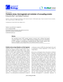 """Báo cáo sinh học: """" Oxidative stress, thermogenesis and evolution of uncoupling proteins"""""""