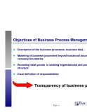 Business Process Modeling Introduction to ARIS Methodolgy PHẦN 2