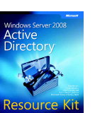 Microsoft press windows server 2008 active directory resource kit - part 1