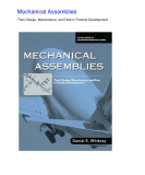 [Psychology] Mechanical Assemblies Phần  1