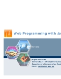 Web Programming with Java