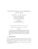 "Báo cáo toán học: ""The Gr¨tzsch Theorem for the hypergraph of o maximal cliques"""