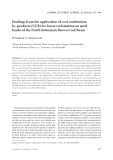 "Báo cáo lâm nghiệp: ""Findings from the application of coal combustion by-products (CCB) for forest reclamation on spoil banks of the North Bohemian Brown Coal Basin"""