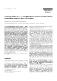 "Báo cáo khoa học: ""Teratological effect of 2,3,7,8-tetrachlorodibenzo-p-dioxin (TCDD): induction of cleft palate in the ddY and C57BL/6 mouse"""
