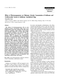 """Báo cáo khoa học: """"Effects of Electroacupuncture on Minimum Alveolar Concentration of Isoflurane and Cardiovascular System in Isoflurane Anesthetized Dogs"""""""