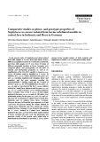 "Báo cáo khoa học: ""Comparative studies on pheno- and genotypic properties of Staphylococcus aureus isolated from bovine subclinical mastitis in central Java in Indonesia and Hesse in Germany"""