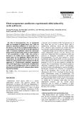 """Báo cáo khoa học: """"Electroacupuncture ameliorates experimental colitis induced by acetic acid in rat"""""""