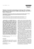 """Báo cáo khoa học: """" Induction of castration by immunization of male dogs with recombinant gonadotropin-releasing hormone (GnRH)-canine distemper virus (CDV) T helper cell epitope p35"""""""