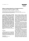 """Báo cáo khoa học: """"Alteration of nitrergic neuromuscular transmission as a result of acute experimental colitis in rat"""""""