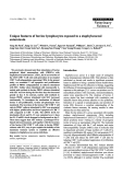 """Báo cáo khoa học: """" Unique features of bovine lymphocytes exposed to a staphylococcal enterotoxin"""""""