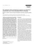 """Báo cáo khoa học: """"The combination of deoxynivalenol and zearalenone at permitted feed concentrations causes serious physiological effects in young pigs"""""""