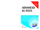 ADVANCED IQ TESTS