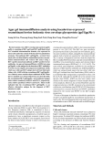 "Báo cáo khoa học: ""Agar gel immunodiffusion analysis using baculovirus-expressed recombinant bovine leukemia virus envelope glycoprotein (gp51/gp30T-)"""