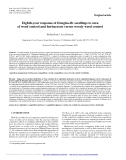 "Báo cáo lâm nghiệp: ""Eighth-year response of Douglas-fir seedlings to area of weed control and herbaceous versus woody weed control"""