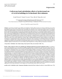 "Báo cáo lâm nghiệp: ""Carbon pool and substitution effects of an increased use of wood in buildings in Switzerland: first estimates"""