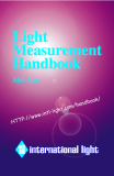 Light Measurement Handbook phần 1