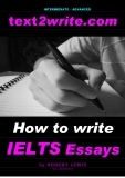 How to write IELTS Essays