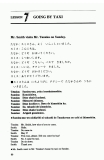 JAPANESE FOR BUSY PEOPLE I - part 4