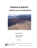 PRINEVILLE AIRPORT AIRPORT LAYOUT PLAN REPORT phần 1