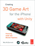Creating 3D Game Art for the iPhone with Unity Part 1