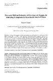 """Báo cáo khoa học: """"Five-year field performance of two types of Douglas fir mini-plug transplants in three forest sites in France"""""""