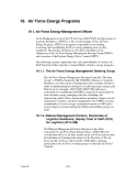 Department of Defense Energy Manager's Handbook phần 9