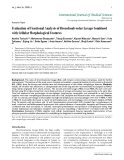 "Báo cáo y học: ""Evaluation of Fractional Analysis of Bronchoalveolar Lavage Combined with Cellular Morphological Features"""
