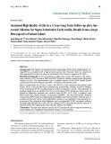 """Báo cáo y học: """"Sustained High Quality of Life in a 5-Year Long Term Follow-up after Successful Ablation for Supra-Ventricular Tachycardia. Results from a large Retrospective Patient Cohort"""""""