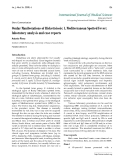 "Báo cáo y học: ""Ocular Manifestations of Rickettsiosis: 1. Mediterranean Spotted Fever: laboratory analysis and case reports"""