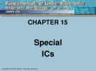 CHAPTER 15: Special ICs