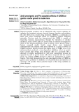 """Báo cáo y học: """"Anti-tumorigenic and Pro-apoptotic effects of CKBM on gastric cancer growth in n"""""""