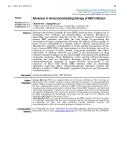 """Báo cáo y học: """"Advances in immunomodulating therapy of HBV infection"""""""