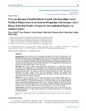 """Báo cáo y học: """"Two-year Outcome of Turkish Patients Treated with Zotarolimus Versus Paclitaxel Eluting Stents in an Unselected Population with Coronary Artery Disease in the Real World: A Prospective Non-randomized Registry in Southern Turkey"""""""