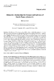 """Báo cáo khoa học: """"Allometric  relationships for biomass and leaf area of beech (Fagus sylvatica L)"""""""
