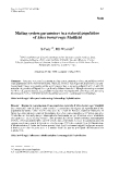 """Báo cáo lâm nghiệp: """" Mating system parameters in a natural population of Abies borisii regis Mattfeld"""""""